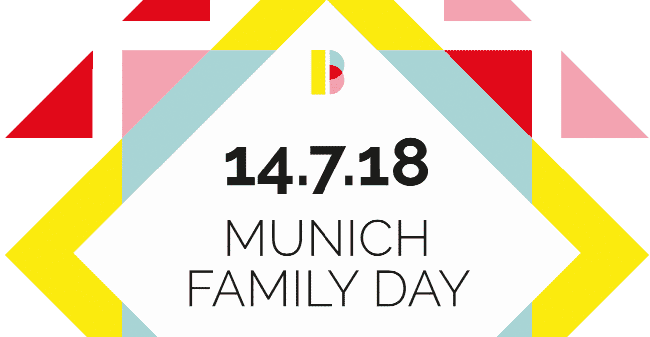 Munich Familyday by Barrio 14.7.2018