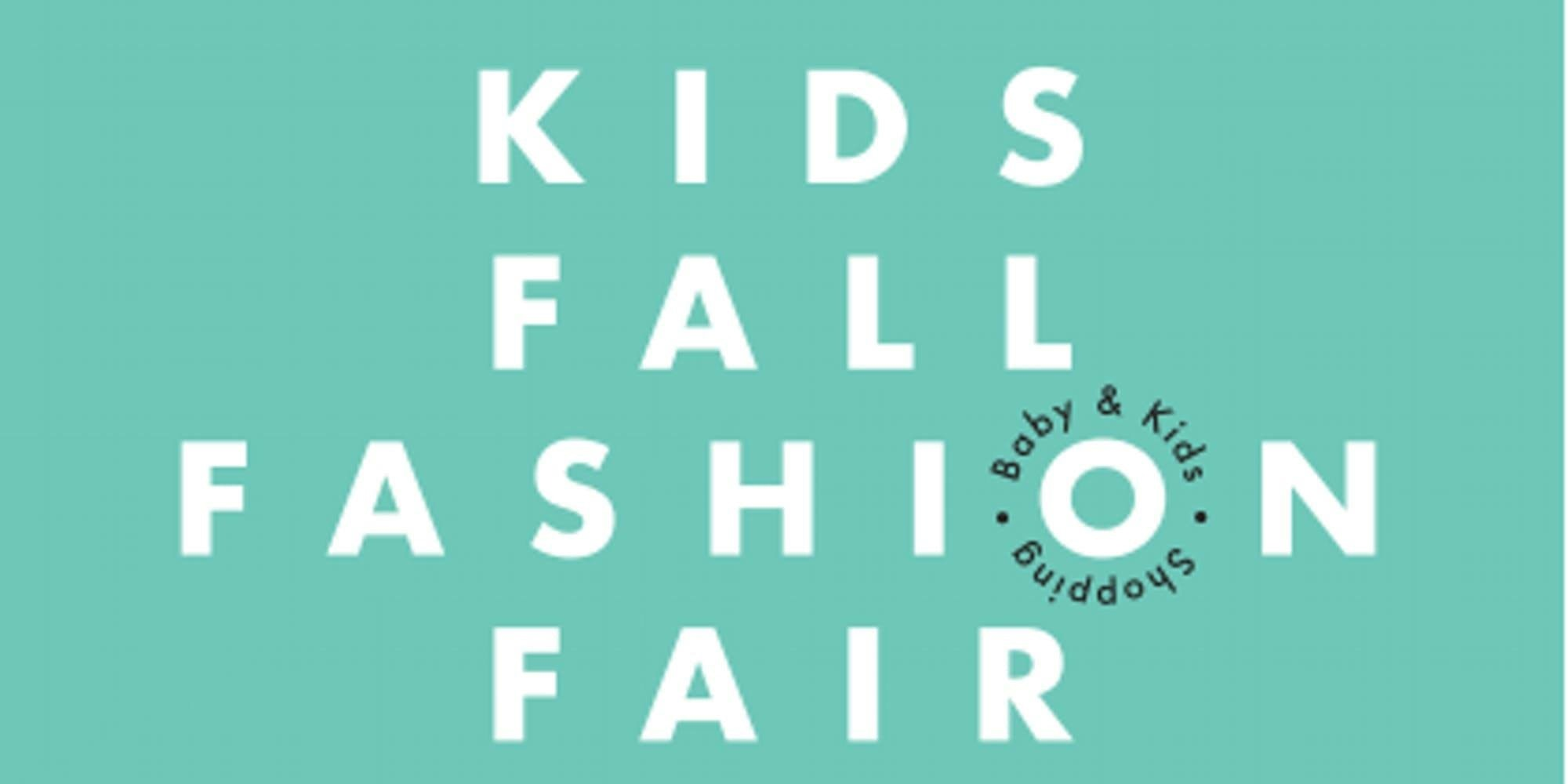 Berlin: Kids Fall Fashion Fair
