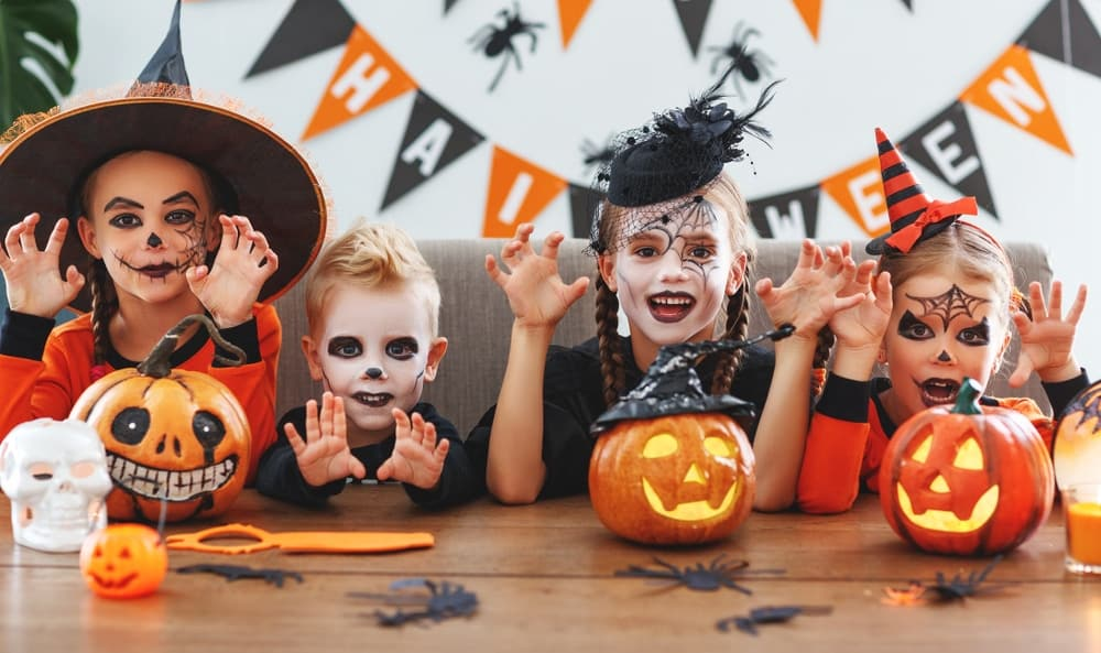 Playdate Halloweenparty
