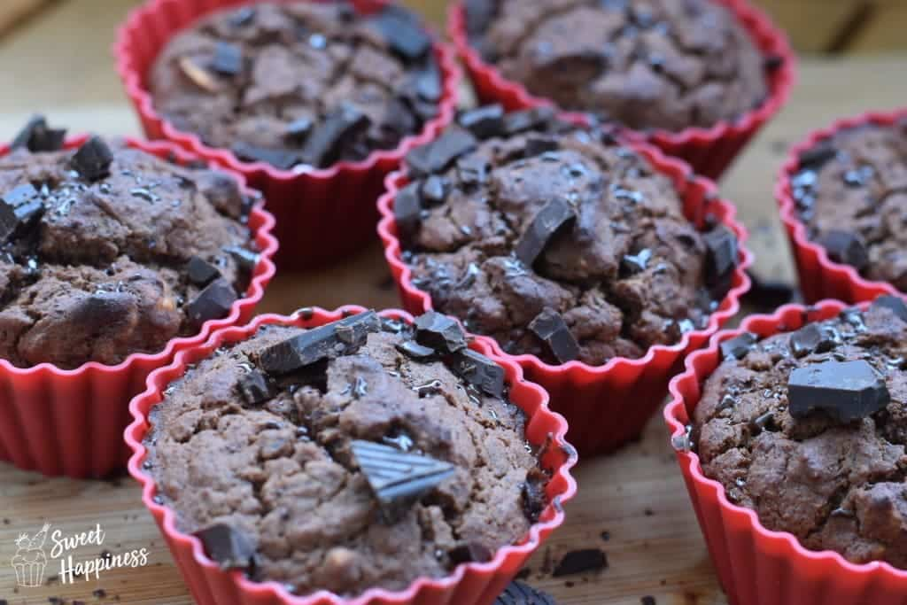 SweetHappiness: Schokoladenmuffins mal anders