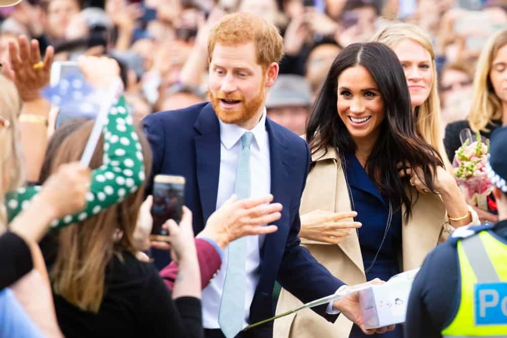 Congratulations to Prince Harry and Duchess Meghan