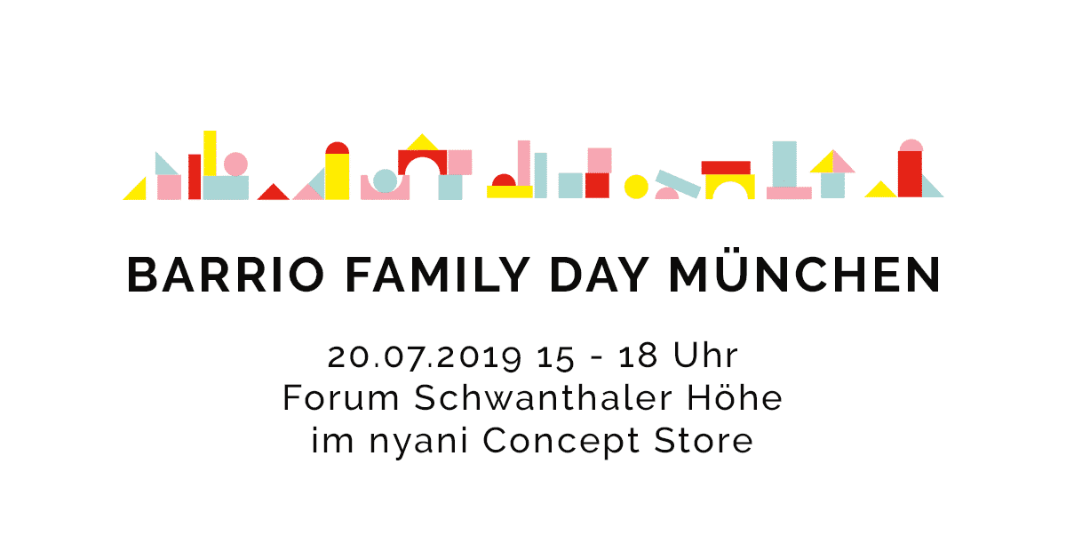 Playdate: BARRIO Family Day München
