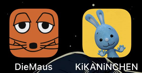 Luca testet: Kinder Apps
