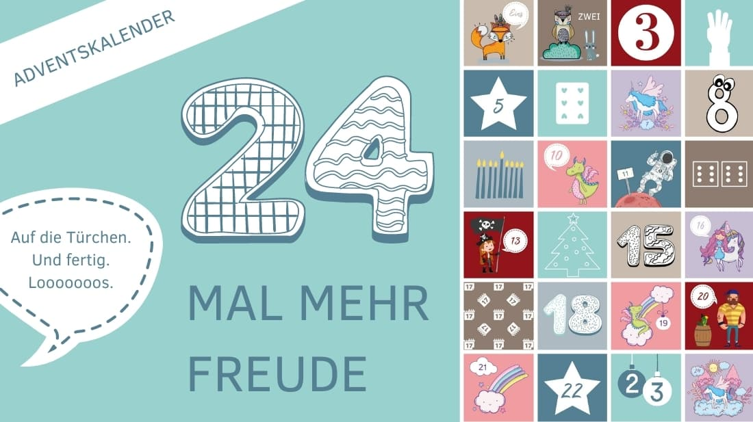 For Free: ADVENTSKALENDER-FREEBIE