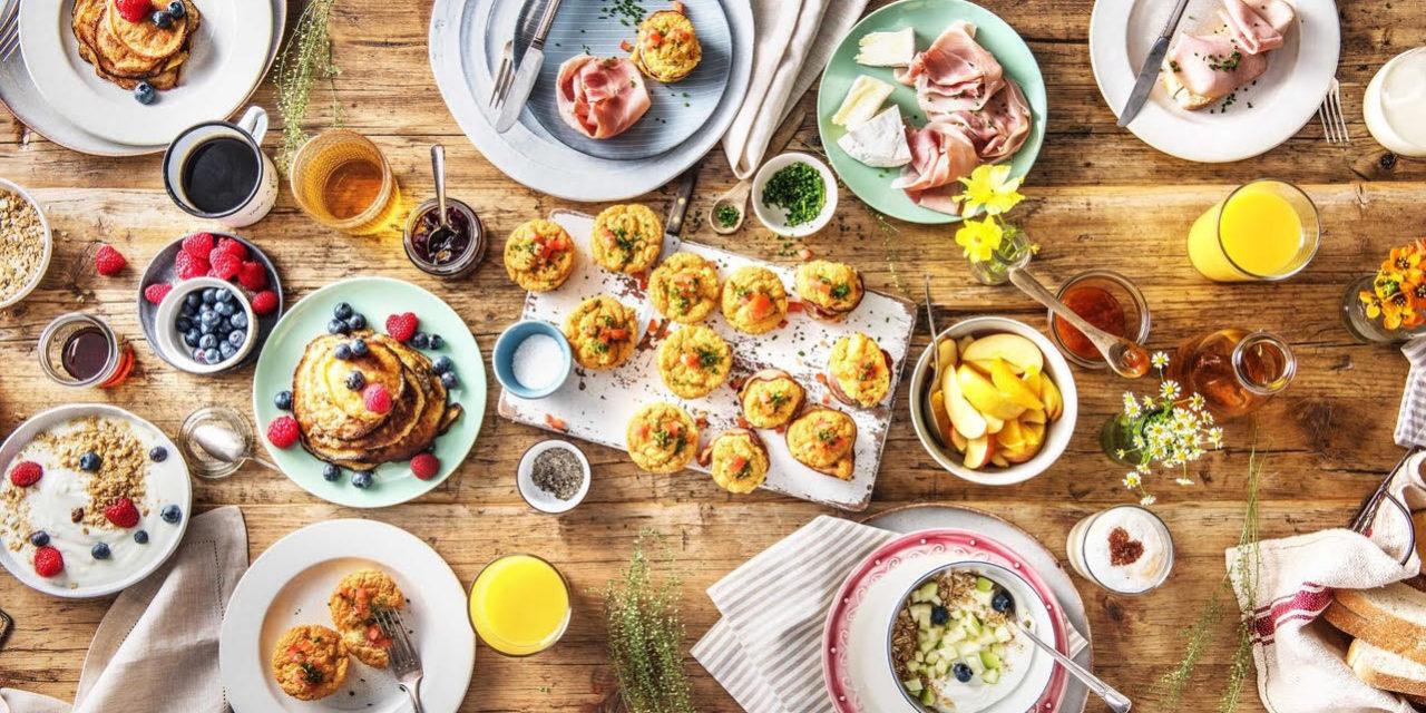 Leckere Eier-Muffins zum Osterbrunch: HelloFresh Rezept des Monats
